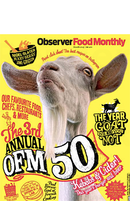 The Observer Food Monthly